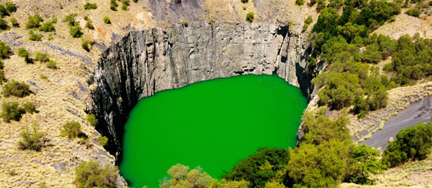 South Africa - Northern Cape Travel